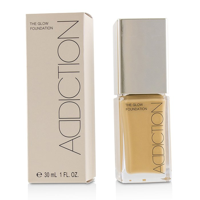The Glow Foundation SPF 20 - # 013 (Golden Sand) - 30ml/1oz