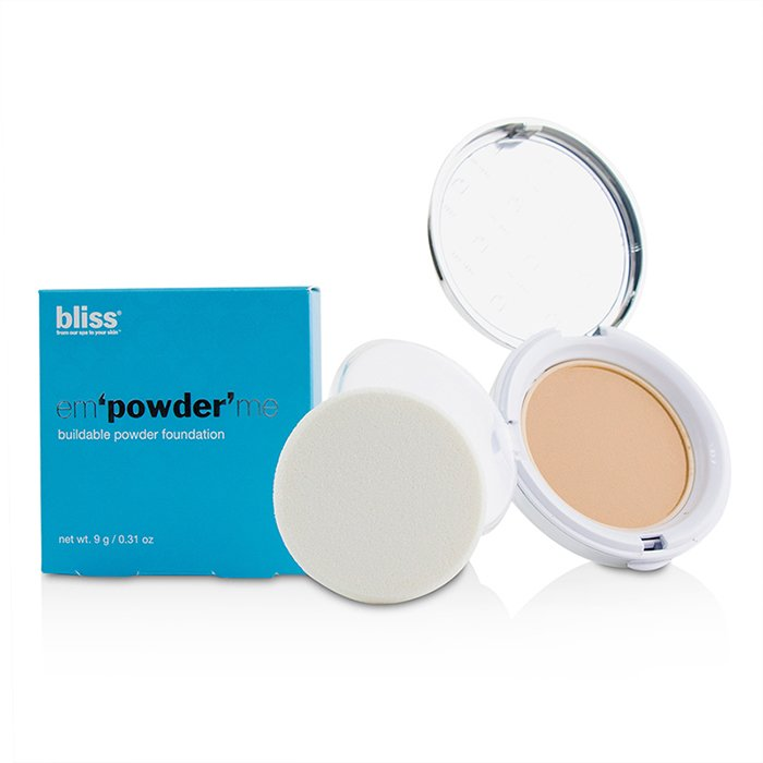 Em'powder' Me Buildable Powder Foundation - # Nude - 9g/0.31oz