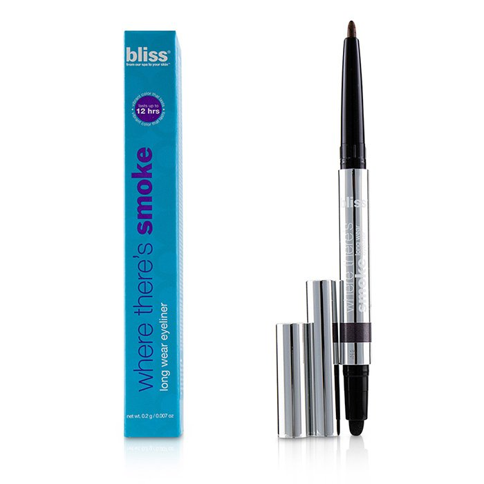 Where There's Smoke Long Wear Eyeliner - # Double Shot - 0.2g/0.007oz