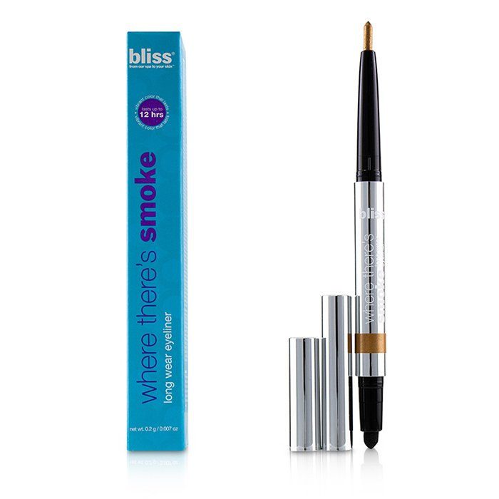 Where There's Smoke Long Wear Eyeliner - # Gilty Pleasure - 0.2g/0.007oz