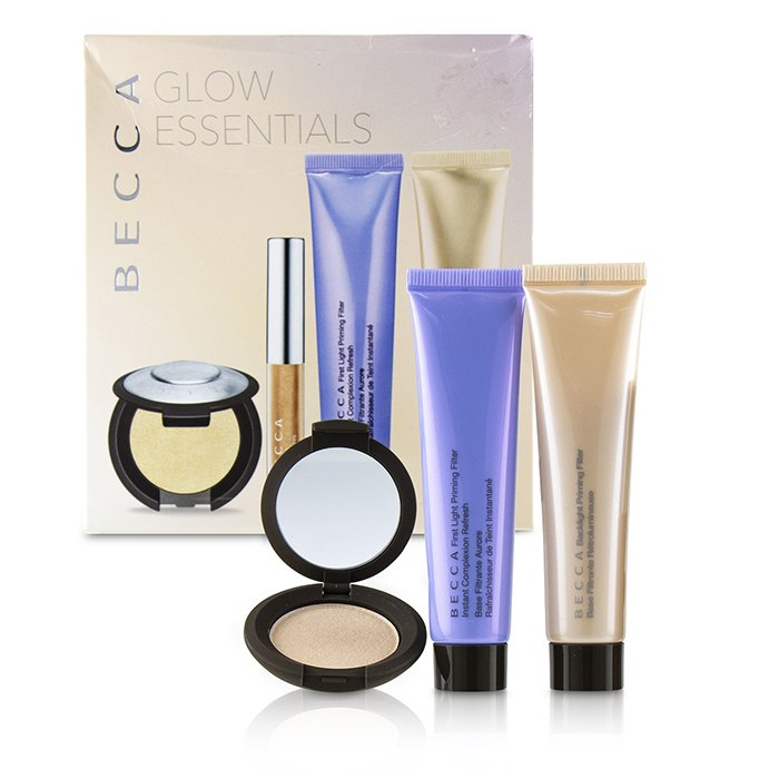 Glow Essentials Kit (Box Slightly Damaged) - 4pcs