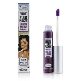 Plum Your Pucker Lip Gloss - # Enhance - 7ml/0.237oz