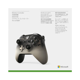 Microsoft Xbox One Wireless Controller, Phantom Black Special Edition, WL3-00100Microsoft Xbox One Wireless Controller, Phantom Black Special Edition, WL3-00100