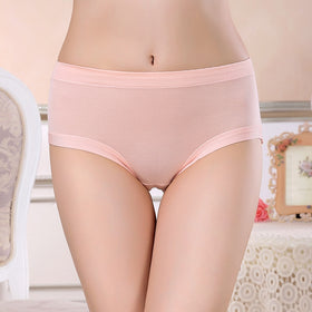 8 Styles Physiological Briefs Leakproof Menstrual Period Lengthen