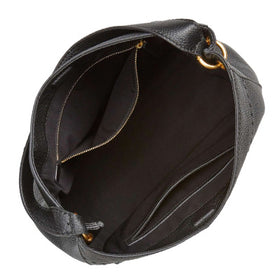 MCGRAW HOBO BAG BLACK