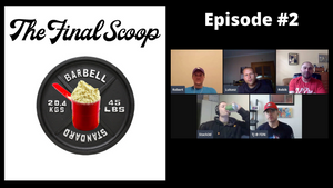 The Final Scoop Episode #2: Is Distribution Necessary?, Banned Ingredients, & Why is Jogging so Popular?