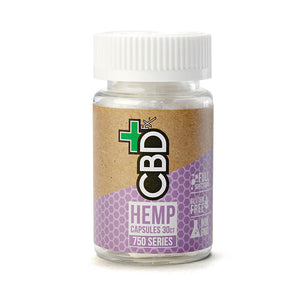 CBD Capsules 750mg by CBDfx