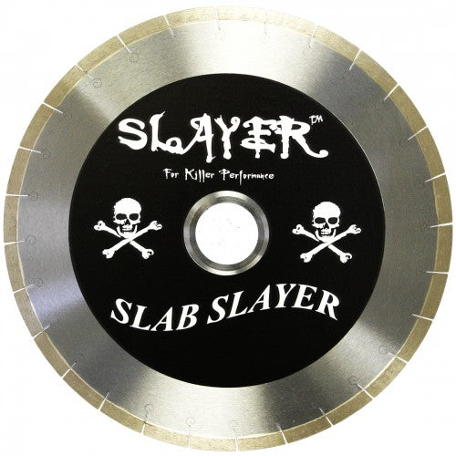 Slayer Continuous Rim J-Slot - 14 Inch