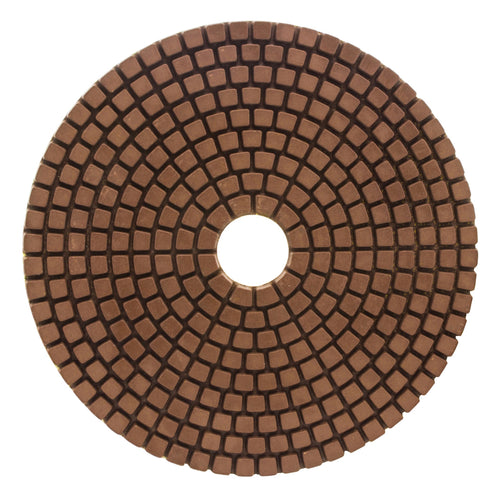 Copper Hybrid Concrete Pads