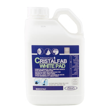 Faber Cristalfab - Whtie Pad Crystallizer