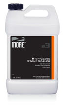 MORE™ High-Gloss Stone Sealer