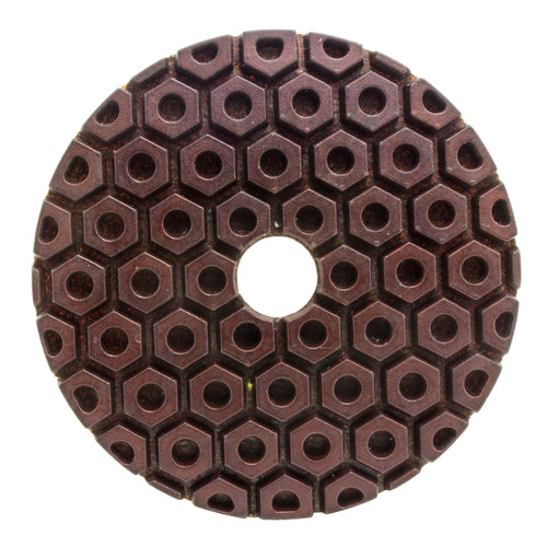 Honeycomb Copper Pads