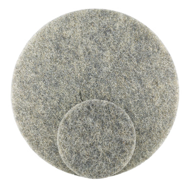 Hog Hair Polishing Pads