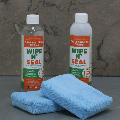 Easy Stone Care Wipe n Seal Pro Kit