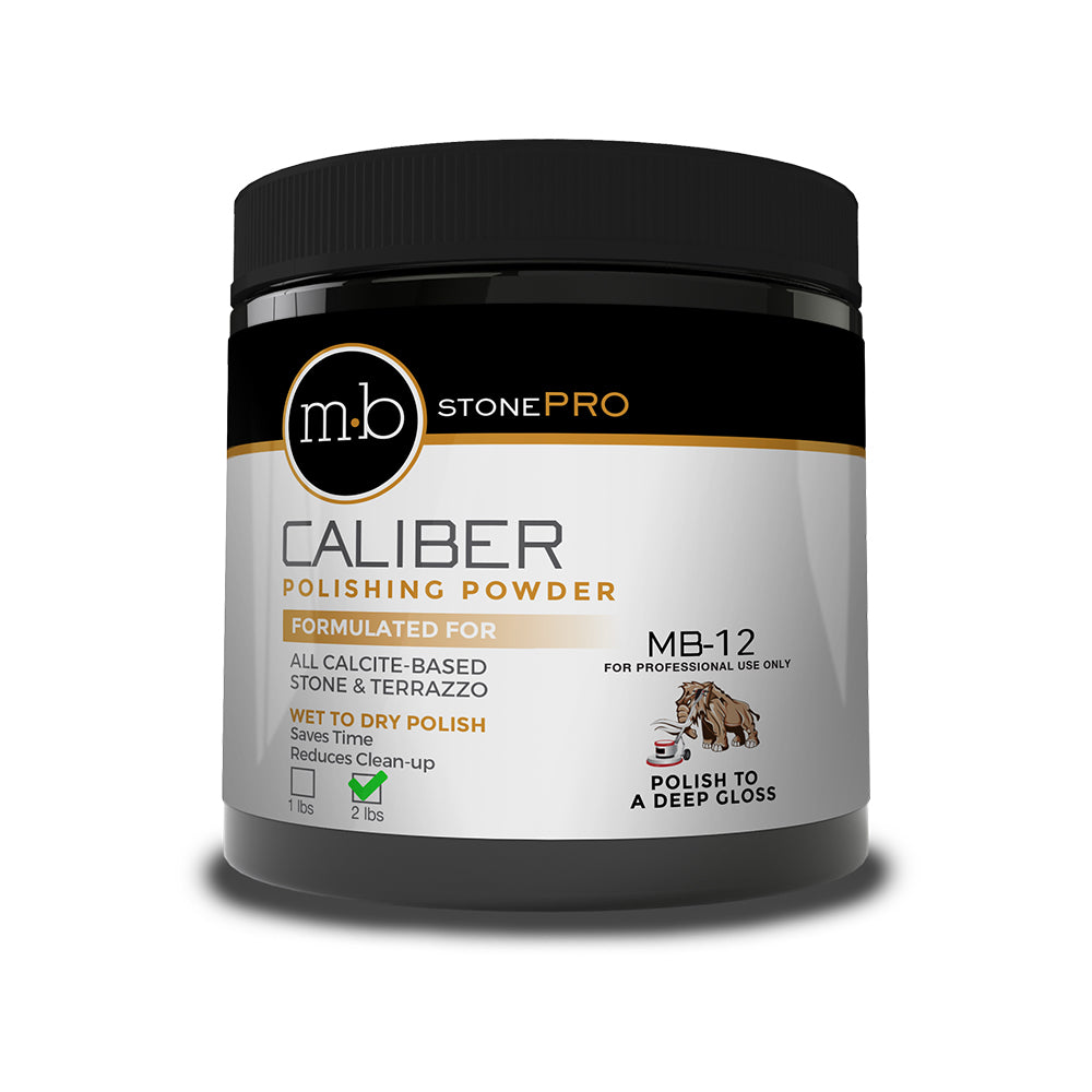 MB-12 Caliber Polishing Powder