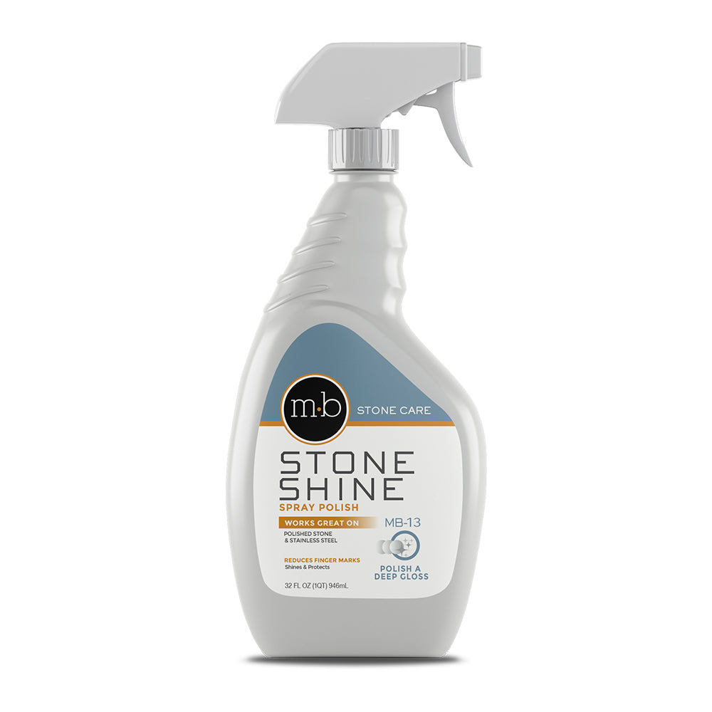 MB-13 Stone Shine Spray Polish