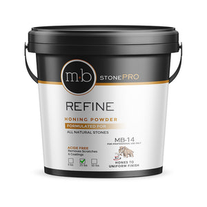 MB-14 Refine Honing Powder