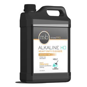 MB Stone Care MB-2 Alkaline HD Cleaner