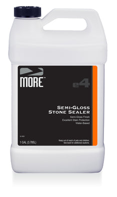 MORE™ Semi-Gloss Stone Sealer
