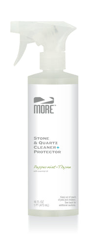 Stone & Quartz Cleaner + Protector
