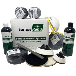 Surface Renu - Porcelain Scratch Removal System