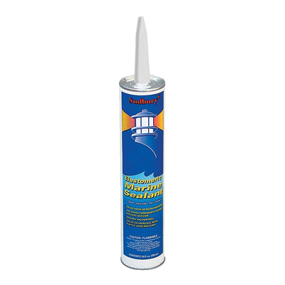 Sudbury Elastomeric Marine Sealant-Sealant-Seaview-10 oz.-Clear-Seaview Global