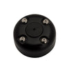 Cable Glands-Cable Glands-Seaview Fits up to 1/2 inch diameter cable / Up to .81 inch diameter connector-Black Anodized Aluminum-Seaview Global