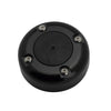 Black Anodized Aluminum Cable Glands - CLEARANCE