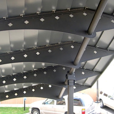 AWNINGS & CANOPY STRUCTURES