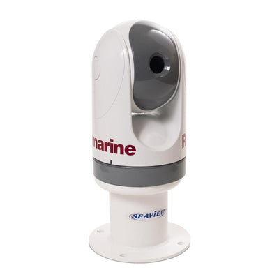 Vertical Mounts-Camera & Search Light Mount-Seaview-Raymarine-T300-Seaview Global