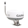 "Stainless Steel Mounts-Stainless Steel Radar Mount-Seaview-Garmin-18"" - 24"" radar domes-Light bar with Perko 1197 anchor light-Seaview Global"
