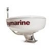 "Stainless Steel Mounts-Stainless Steel Radar Mount-Seaview-Raymarine-18"" - 24"" radar domes-Light bar with Perko 1197 anchor light-Seaview Global"