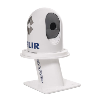 "Aft Leaning Mounts-Camera & Search Light Mount-Seaview-FLIR-MD Series-5""-Seaview Global"