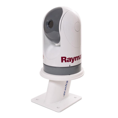 "Aft Leaning Mounts-Camera & Search Light Mount-Seaview-Raymarine-T300-5""-Seaview Global"