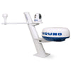 "Tapered Masts-Tapered Masts-Seaview-Closed dome radar (18"" - 24"")-Yes-Seaview Global"