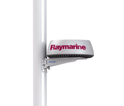 Raymarine Radar and Camera Mounting Solutions-Modular Radar Mounts-Seaview Global-Quantum Radome-Mast Mount-n/a-Seaview Global