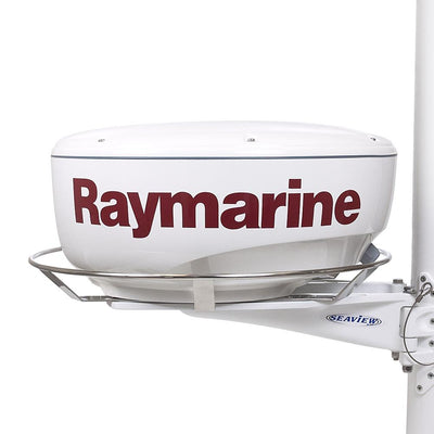 "Mast Mount Guard-Mast Mount Accessory-Seaview-For 18"" radar domes-Seaview Global"