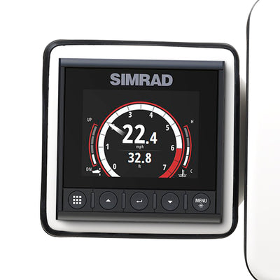 Accessory Pods-Instrument Pod-Seaview-Simrad-AP24-Seaview Global