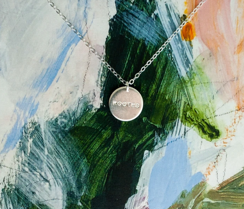 Rooted necklace