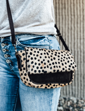 Sadie Leopard Bag