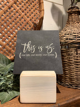 This is Us mini canvas