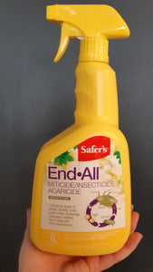 Safer's End-All Insecticide