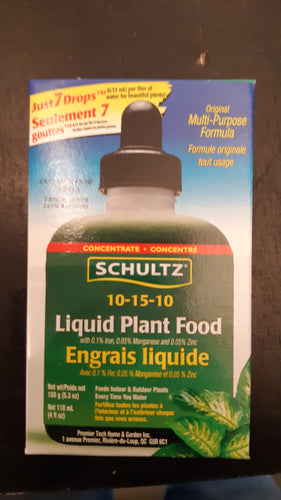 Liquid Shultz - Plant Food