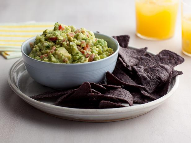 Alton Brown's Guacamole
