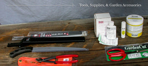 Tools, Supplies, Garden Accessories