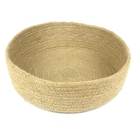 Jute Table Basket - Circular
