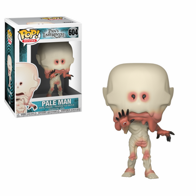 Movies Pan's Labyrinth Pale Man Funko POP