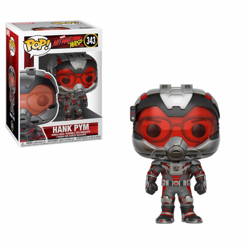 Movies: Ant-Man and The Wasp Hank Pym Funko POP