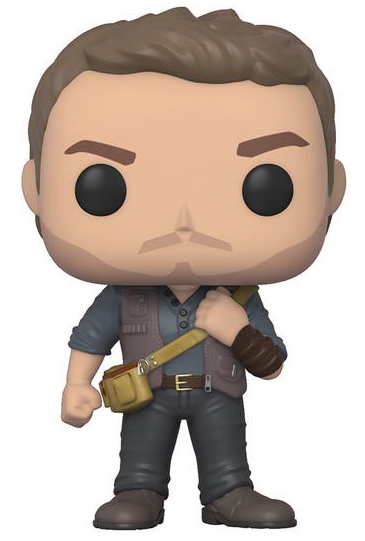 Movies: Jurassic World Owen Funko POP