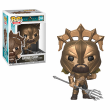 Movies Aquaman Arthur Curry as Gladiator Funko POP